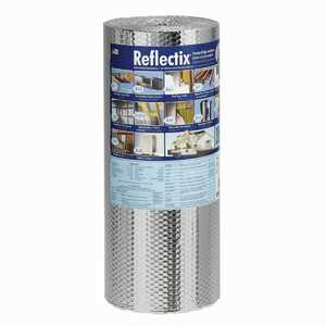 Reflectix BP24025 24 in X 25 ft Standard Edge Double Reflective Double Bubble Insulation ( Sold By The Roll)