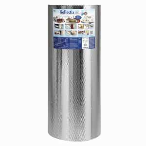 Reflectix BP48100 48 in X 100 ft Standard Edge Double Reflective Double Bubble Insulation ( Sold By The Foot)