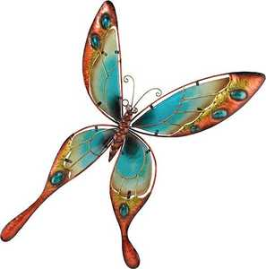 Regal Art & Gift 10185 Butterfly Watercolor Wall Decor - Blue