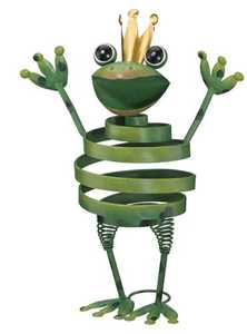 Regal Art & Gift 10311 Jiggly Frog Decor
