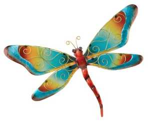 Regal Art & Gift 10352 Dragonfly Wall Decor