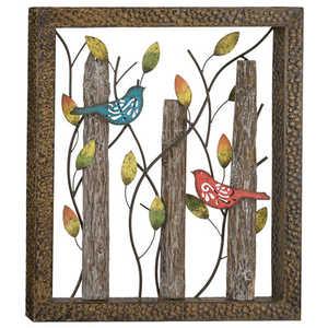 Regal Art & Gift 11276 Birds In The Woods Wall Decor Med