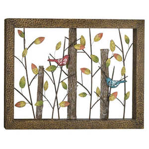 Regal Art & Gift 11277 Birds In The Woods Wall Decor Lg