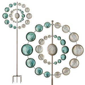 Regal Art & Gift 11313 Vertical Kinetic Stake - Orbit