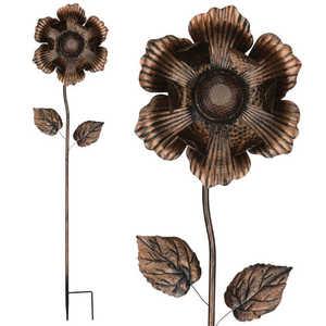 Regal Art & Gift 11258 Wireless Speaker Flower Stake - Bronze