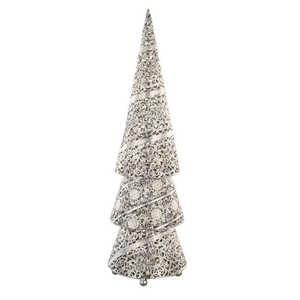Regal Art & Gift 11080 Large LED Silver Lace Tree