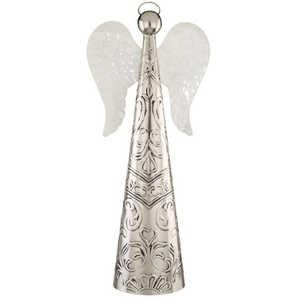 Regal Art & Gift 20179 24 in Antique Silver Angel