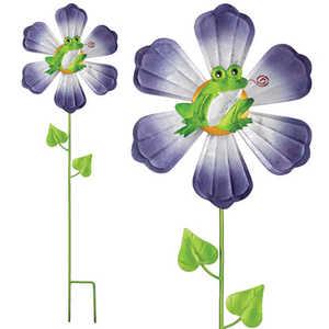 Regal Art & Gift 5482 Flower Spinner - Frog