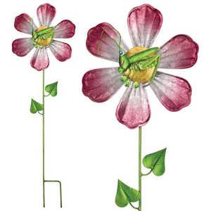 Regal Art & Gift 5484 Flower Spinner - Grasshopper