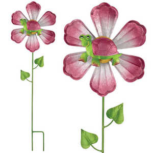 Regal Art & Gift 5488 Flower Spinner - Turtle