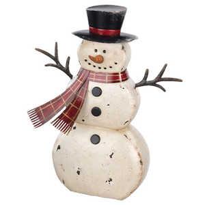 Regal Art & Gift 11095 18 in Rustic Snowman Decor
