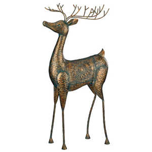 Regal Art & Gift 11103 Extra Large Reindeer Decor