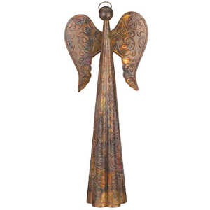 Regal Art & Gift 20183 28 in Copper Angel
