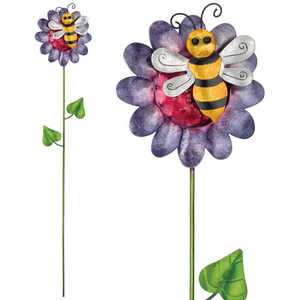 Regal Art & Gift 05504 Garden Stake Bee