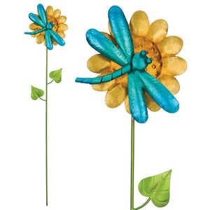 Regal Art & Gift 05506 Garden Stake Dragonfly