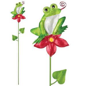 Regal Art & Gift 05507 Garden Stake Frog
