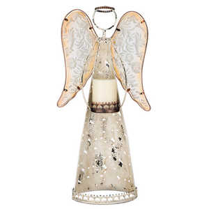 Regal Art & Gift 11054 24.5 in Ivory Angel Decor
