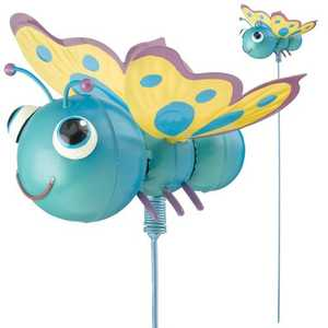 Regal Art & Gift 5378 Jiggle Stake Butterfly