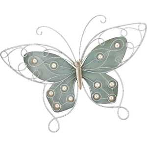 Regal Art & Gift 10621 Refined Butterfly Wall Decor 26 in