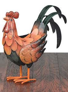Regal Art & Gift 10191 Golden Rooster Small