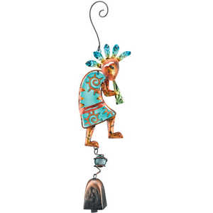 Regal Art & Gift 10686 Kokopelli Ornament With Bell