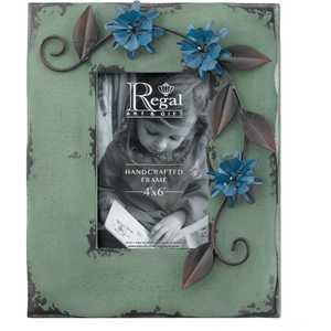 Regal Art & Gift 20150 Mesa Photo Frame (4x6) Green