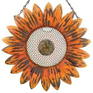 Regal Art & Gift 10704 Rustic Sunflower Hanging Feeder