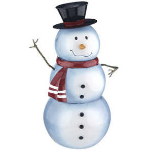 Regal Art & Gift 10757 14 in Snowbies Decor