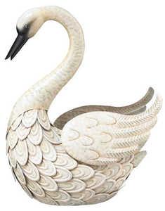 Regal Art & Gift 10318 Swan Decor