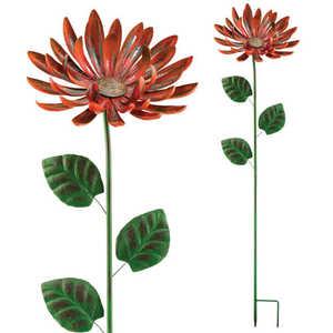 Regal Art & Gift 10700 Giant Flower Stake - Rustic Mum