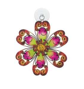 Regal Art & Gift 10824 Sun Catcher Purple Flower