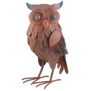 Regal Art & Gift 10753 Decor Owl Rusty 15 in
