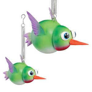Regal Art & Gift 05413 Bouncing Bugs - Hummingbird