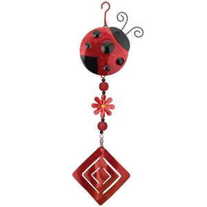 Regal Art & Gift 5443 Twirly Ladybug