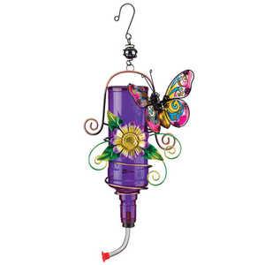 Regal Art & Gift 10877 Hummingbird Feeder - Butterfly