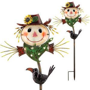 Regal Art & Gift 10725 Rustic Stake - Scarecrow