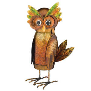 Regal Art & Gift 11033 Led Jar Decor - Owl