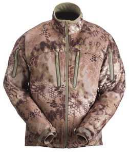 Kryptek 15CADJ7 2X-Large Highlander Camouflage Cadog Softshell Jacket