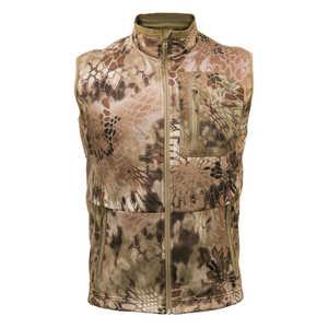 Kryptek 15VIDVH4 Medium Highlander Camouflage Vidar Scout Vest