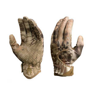 Kryptek 15KRYAH6 X-Large Highlander Camouflage Lightweight Krypton Gloves