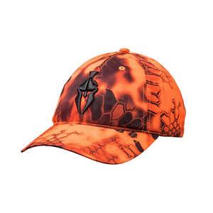 Kryptek 15LOGOHF Inferno Camouflage Spartan Logo Hat