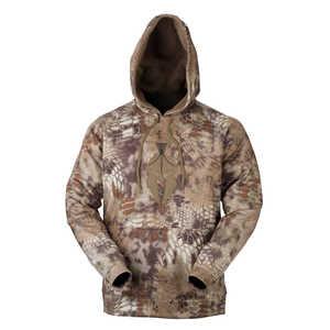 Kryptek 15TARTHT5 Ladies' Large Tan/Highlander Camouflage Tartaros Hooded Sweatshirt