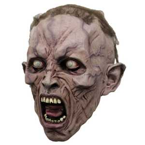 GHOULISH PRODUCTIONS 10203 World War Z 3/4 SCREAM ZOMBIE 2 MASK