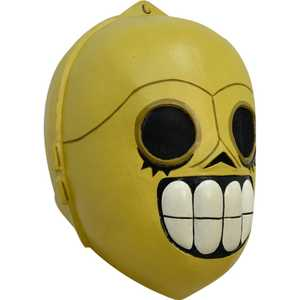 GHOULISH PRODUCTIONS 10211 Droide Mask