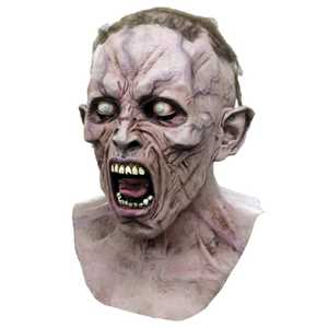 GHOULISH PRODUCTIONS 10301 World War Z Deluxe Scream 2 Mask