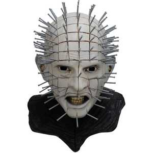 GHOULISH PRODUCTIONS 10321 Hellraiser III Pinhead Deluxe Mask