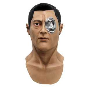 GHOULISH PRODUCTIONS 10325 TERMINATOR Genisys T-1000 Mask