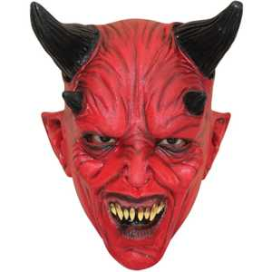 GHOULISH PRODUCTIONS 25408 Kid's Devil Mask