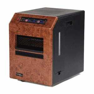 Resource Partners A3713 Edenpure Signature Series Infrared Heater 1000 Sq. Feet