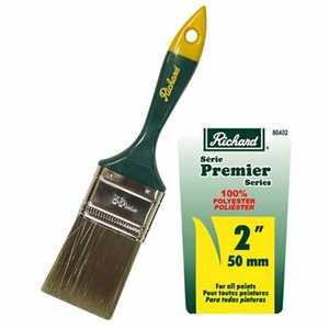 Richard Tools 80402 2 in Straight Paint Brush